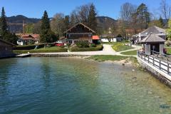 Bad-Wiessee-Tegernsee-Sommer-Hütte-Strand